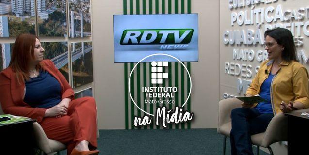 IFMT na Mídia: Processo Seletivo é notícia em WebTV