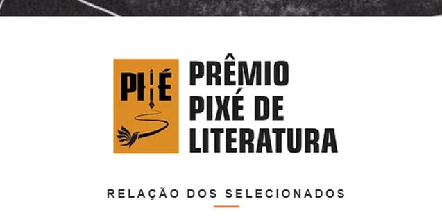 Professor do IFMT-Pontes e Lacerda vence prêmio Pixé de Literatura