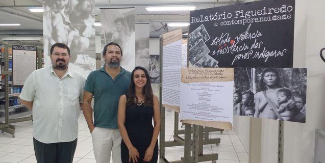 Campus Cuiabá recebe até terça, 10, a exposição Relatório Figueiredo