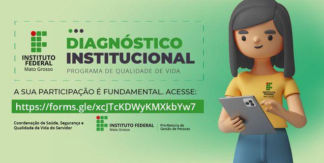Propessoas: Prorrogado até a próxima sexta-feira (24/09) prazo para participação no Diagnóstico Institucional