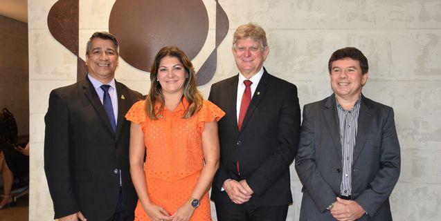 Reitor do IFMT integra a nova diretoria do Conif