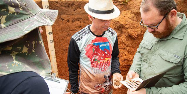 Classificação do solo da Fazenda Experimental do IFMT Campus Sorriso deve levantar dados que contribuirão com trabalhos da unidade pelas próximas décadas