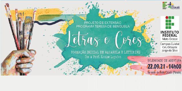 Parceria IFMT Campus Cuiabá Octayde e Rede Cidadã oferta cursos para meninas em vulnerabilidade social